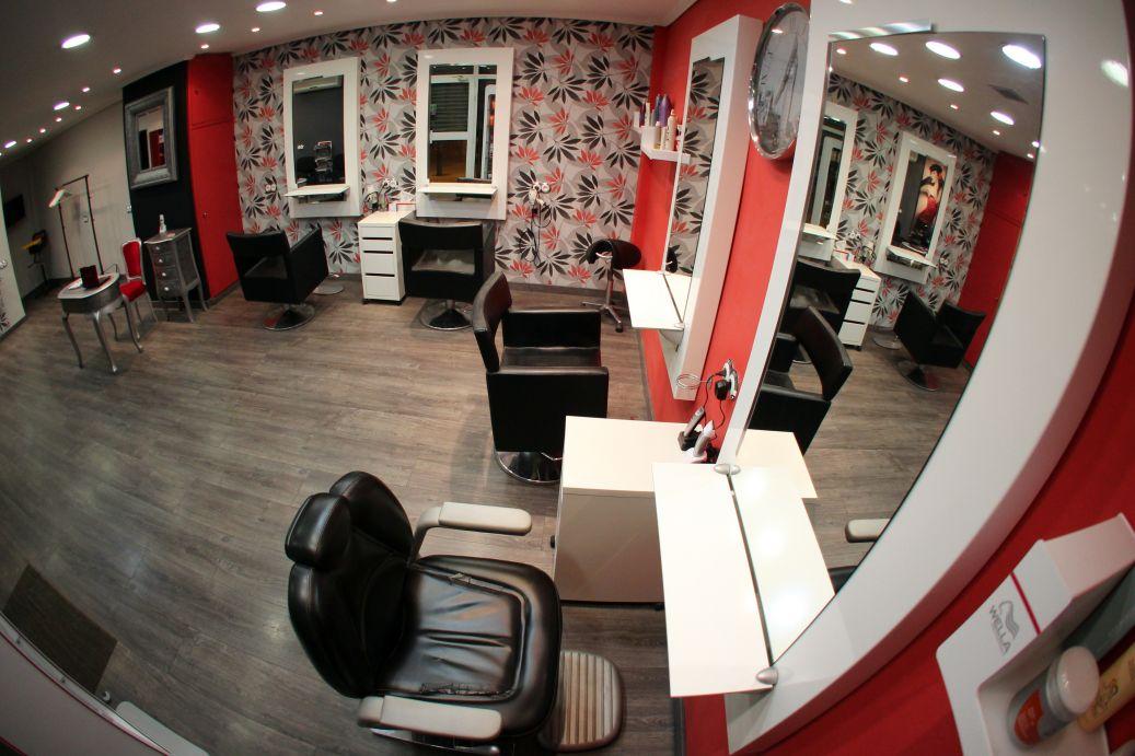 peluquería coronado en Hopitalet sillón Jose Coronado